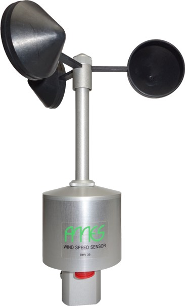 Wind Speed Meter : Digital wind speed sensor dhv ames d o