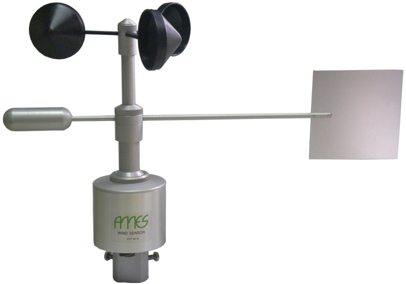Wind Speed Meter : Wind speed and direction sensor kvt a ames d o